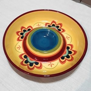 🏵Mexicali Rimmer Dish